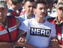 ÖRGÜT PROPAGANDASI - 'Suikast timi' davasındaki 'Hero' tişörtünün sırrı çözüldü!