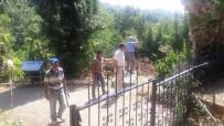RESTORASYON - Tarihi Ceneviz Kalesi Gün Yüzüne Çıkartılıyor