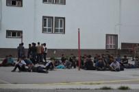 İNSAN KAÇAKÇILARI - Tokat'ta 82 Kaçak Göçmen Yakalandı
