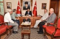 İHLAS - Tokat Valisi Toraman'a İhlas Yöneticilerinden Ziyaret