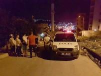 TOPRAK KAYMASI - Toprak Kayması Mağdurlarına Hırsız Şoku