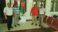 TÜRK EĞITIM SEN - Türk Eğitim-Sen Başkanı Yer Azerbaycan'da