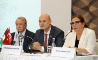 İŞADAMLARI - Türk Ve Ürdünlü İşadamları, İş Konseyi Ortak Toplantısında Buluştu