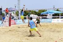 ULUSLARARASI ORGANİZASYONLAR - Uluslararası Plaj Voleybolu Heyecanı Mersin'i Saracak