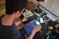 PATENT - Üniversite Öğrencisi Genç Portatif Şarj Cihazı Yaptı