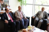 AYDIN VALİSİ - Vali Yavuz Selim Köşger'den Söke Belediyesine Ziyaret