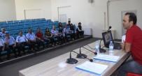 İŞ SAĞLIĞI VE GÜVENLİĞİ KANUNU - Van'da 'Temel İş Sağlığı Ve Güvenliği' Semineri