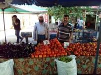 PAZAR ESNAFI - Vatandaşlar Sebze Fiyatlarından Şikayetçi