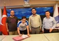 YUNUSEMRE - Yunusemre Belediyespor'dan Yeni Transfer
