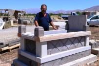 KAYGıSıZ - 50 Bin TL'ye 'Lüks Mezar'
