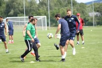 AKHİSAR BELEDİYESPOR - Akhisar Belediyespor, Karabükspor Ve Galatasaray İle Hazırlık Maçı Yapacak