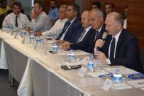 SAVUNMA SANAYİ MÜSTEŞARLIĞI - Alüminyum Sektörü Temsilcileri Çorlu'da Bir Araya Geldi