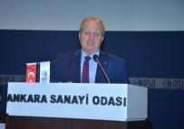 ANKARA SANAYI ODASı - ASO Başkanı Özdebir Ekonomiyi Değerlendirdi