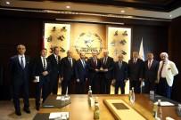KIDEM TAZMİNATI - ATO Yönetiminden İki Bakana Ziyaret