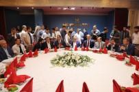 ŞANLIURFA VALİSİ - Bakan Fakıbaba Onuruna Yemek Verildi