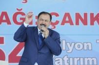 Bakanı Eroğlu Açıklaması 'Orta Anadolu'ya 14 Milyardan Fazla Yatırım Yapacağız'