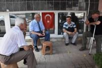 KADİR ALBAYRAK - Başkan Albayrak Üst Yapı Çalışmalarını Denetledi