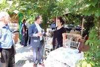 RECEP GÜRKAN - Başkan Gürkan'dan Kaldırım Üzerine Masa Ve Sandalye Koyan İşletmecilere Uyarı
