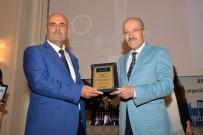 ÖMER HALİSDEMİR - Başkan Kafaoğlu'na Anıt Ödülü