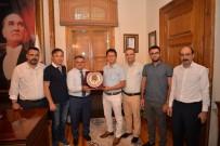 MUSTAFA AKIŞ - Başkan Yağcı, STK'larla Bir Araya Geldi