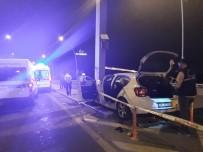 KÖPRÜLÜ - Başkent'te Trafik Kazası Açıklaması 1 Kişi Hayatını Kaybetti