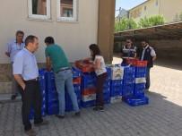 MEHMET KAYA - Beyşehir Gölü'nde Yavru Balık Operasyonu