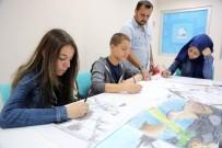 BAŞAKŞEHİR BELEDİYESİ - Bilgievlerinde Hazırlanarak Güzel Sanatlar Lisesini Kazandılar
