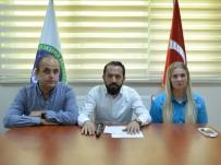 RECEP ALTEPE - Bursa Büyükşehir Belediyespor, Iana Noskova'yı Kadrosuna Kattı