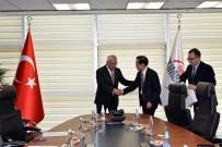 ÇİN - Çinli Bankadan Türk Eximbank'a 200 Milyon Dolarlık Kredi