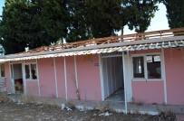 MÜBADELE - Didim'de Tarihi Okulun Ek Binası Yerinden Kaldırılıyor