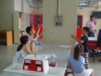 İDRİS ŞAHİN - Düzce Çocuk Teknopark 1. Dönem Eğitim Programı Kapanış Töreni Gerçekleştirildi