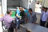 ADLI TıP - El Bab'da Meydana Gelen Patlamada Yaralanan Suriyeli Öldü
