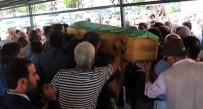 TURGUT ÖZAL - Elazığ Anadolu Alevi Bektaşi Derneği Başkanı Son Yolculuğuna Uğurlandı