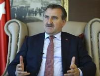 BAYRAK YARIŞI - Bakan Bak'tan Fatih Terim açıklaması