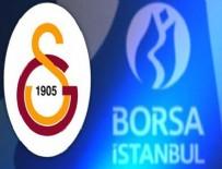 Galatasaray'ın hisseleri tavan yaptı