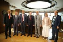 ŞAMİL TAYYAR - Gaziantep Milletvekillerinden, Yeni Spor Bakanı Bak'a Ziyaret