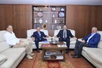 FILYOS - Güleç Ve Nur'dan MÜSİAD Genel Başkanı Kaan'a Hayırlı Olsun