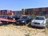GÜMRÜK KANUNU - Gümrük Süreleri Dolan 2 Milyon Değerinde 68 Adet Araç Yakalandı