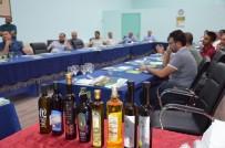SANTIAGO - Harran Üniversitesi Zeytini 7 Ülkede Tanıtıyor