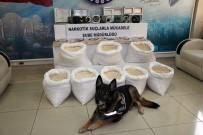 UYUŞTURUCUYLA MÜCADELE - Hatay'da 13 Milyon Liralık Uyuşturucu Operasyonu