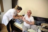 YAŞ SINIRI - İhtiyaç Sahibi Hastalara Evlerinde Hemşirelik Hizmeti