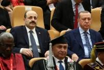 YÜKSEK ÖĞRETİM - 'İslam Ülkeleri Rektörleri Forumu' Açılış Oturumu