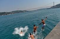 EMIRGAN - İstanbul'da Sıcak Hava