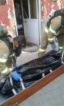 ADLI TıP - İtfaiye Cenazeyi Gaz Maskesi İle Çıkarabildi