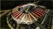 ERTUĞRUL ÇALIŞKAN - Karaman'a Yapılacak Olan 15 Bin Kişilik Stadyumun Yer Teslimi Yapıldı