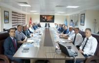 ESNAF VE SANATKARLAR ODASı - Kırklareli İl İstihdam Kurulu Temmuz Ayı Toplantısı Yapıldı