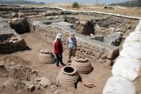 ROMA İMPARATORLUĞU - Komana Antik Kenti'nde Çalışmalar Sürüyor