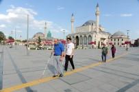 MİLLET CADDESİ - Konya'da Engelleri Kaldıran Yollar Yapılıyor
