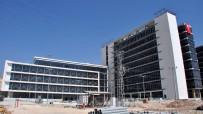 AHMET TEKIN - Konya Protokolü Meram Tıp Fakültesi Hastanesi İnşaatında İncelemelerde Bulundu