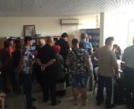 KİMLİK KARTI - Kulu'da Yeni Kimlik Kartı Müracaatı Yoğunluğu